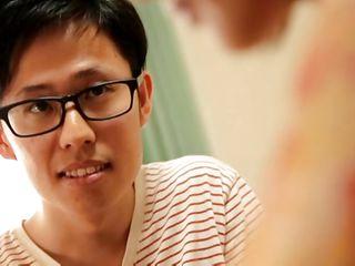 slim and pulchritudinous japanese tutor