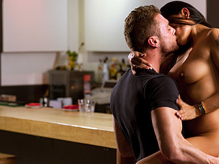 What is back erotic then living trough the real raunchy encounters of real ricochet couples? This clip is made for u to take a crack at a fun with..
