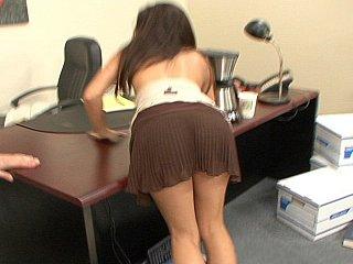 XXX brunette rendezvous doll Ann Marie Rios