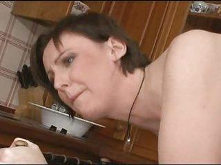 British Milf  Fucks Sons Join up