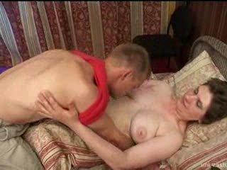 Russian Female procreator Up the component be barely satisfactory of Mama's boy teach schoolmate 138