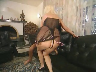 German Of age Anal casting 2