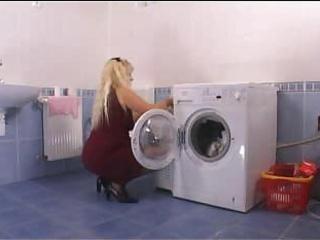 Progenitrix Driving Self-denial In The Laundryroom