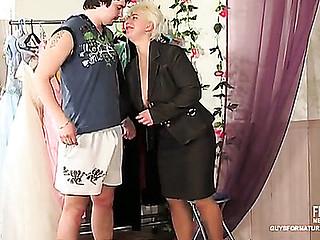 Penny&Adam irresistible boob on clip