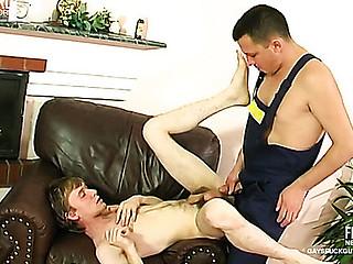 Monty&Tobias gay/straight sex flick