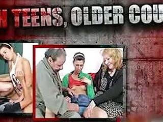Grandpa fucks hot slutty mind a look after