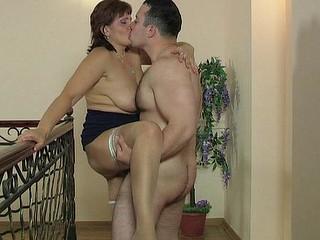 Viola&Peter kinky nourisher in action