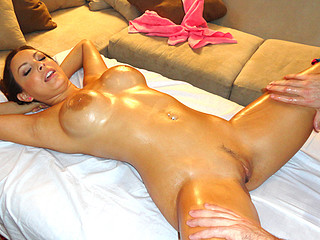 Oily Wet and Blistering