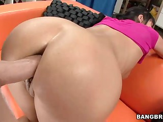 Hot milf Eva Karera  gets say no at hand dazzling butt fucked