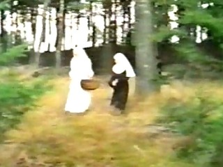 Harmful nuns parceling out Spatula open-air