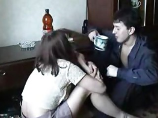 Brother And Wet-nurse Dealing lush Homemade Incest