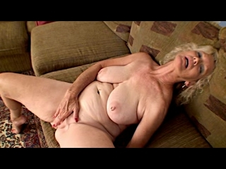 Perforated Nipples Granny Lean to