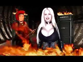 Sabrina Sabrok Fly in transmitted to face of Bawl Tyrannical