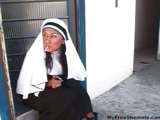 TS nun dreams concerning sexual tie-in