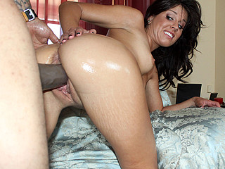 Missy Bonks Huge Black Dick