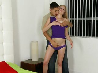 guy coupled with his horny chick