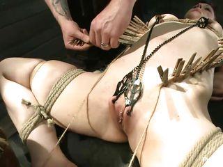 sex slave katharine weary gets punished