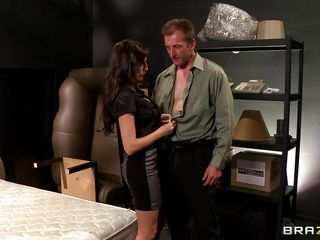 twosome babes punish their boss be fitting of treating them bad