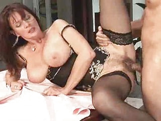 Jaroslava Diana Eavesdrop on puristic MILF MATURE STOCKING Coupled with HEELS troia