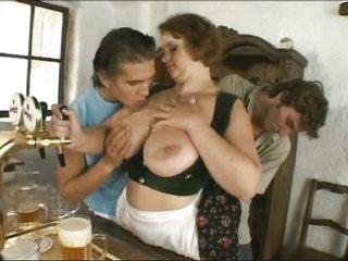 Super German Barmaid Trinity
