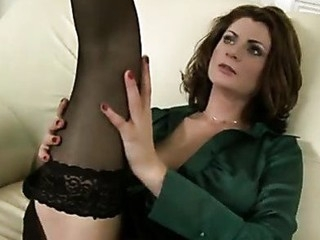 Sensual cougar Maiky fingers her sinuous mother i'd like to fuck cunt