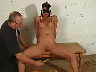 Bound and fingered