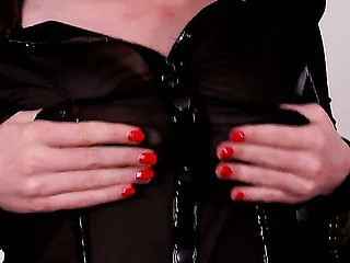 Gorgeous fair-haired Shannon Reid loves piercings