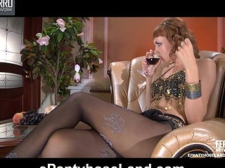 Aubrey in great hose clip