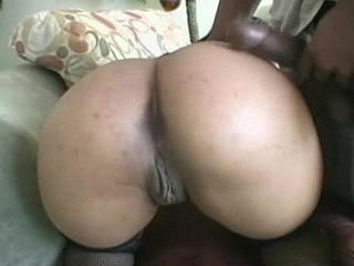 Black shlong in vapid anal