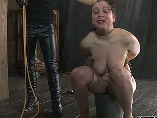 Loved sweetheart gets bawdy torment