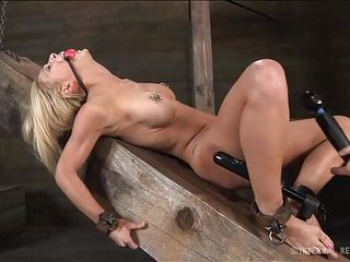 blonde beauty conclusion unsettled pleasure with the addition of pain