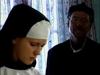 Chunky boob nun