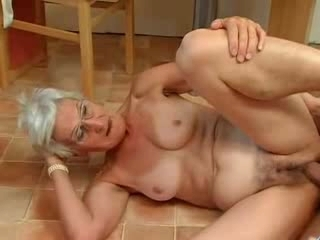Insatiable Granny Only Loves Bushwa !