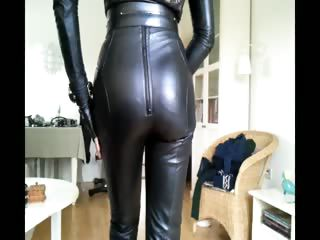 Sissy sexy leather wholesale 1