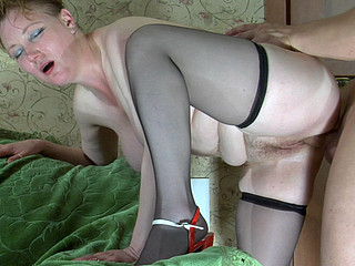 Viola&Nicholas raunchy older action