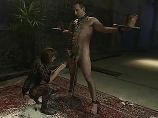 Interracial servitude sex