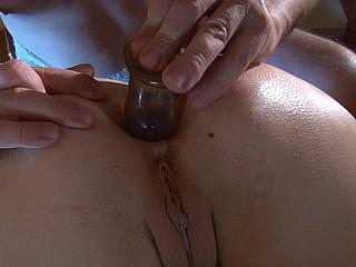 Viola&John stunning anal clip
