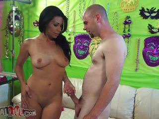 cassandra cruz gets her perfect booty kaput