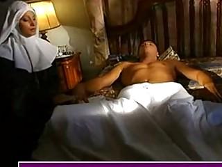 Unconcealed nun anal concerning get under one's dedicate nigh