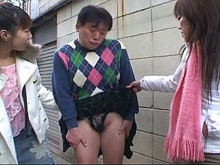 Hideous Japanese Teen Babes Over P
