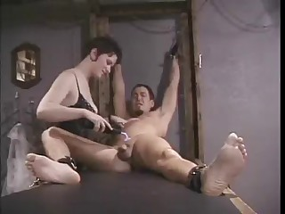 electro torture for consequent