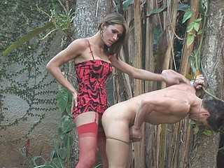 Renata&Eduardo shemale fucking guy exceeding clip